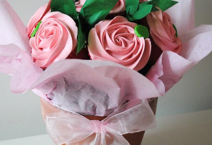 Cupcake Bouquets Nanettes Kitchen