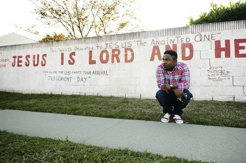 Kendrick Lamar in his work has spoken on his love of God.  In Dying of Thirst there is in the narrative of Good Kid Mad City where he accepts Christ from his own mother played by Maya Angelou