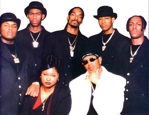 Mr. Magic, Silkk The Shocker, Snoop Dogg, C-Murder, Mystikal, Master P, Mia X