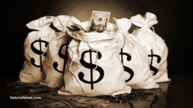 Bags-Of-Money-Dollar-Signs-Bills-Coins