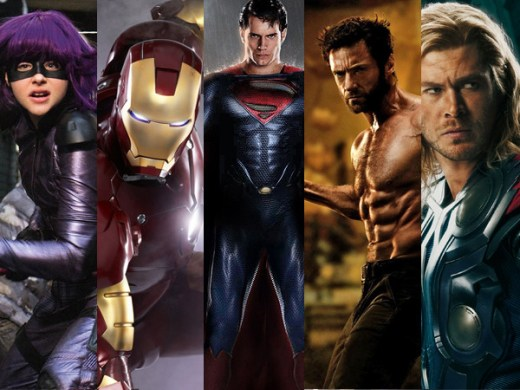The Superhero Movie Lull     The Film Role Podcast The Superhero Movie Lull