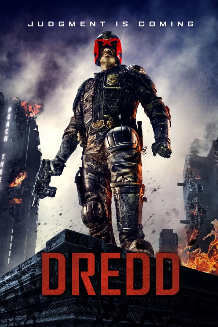 Poster do filme Dredd