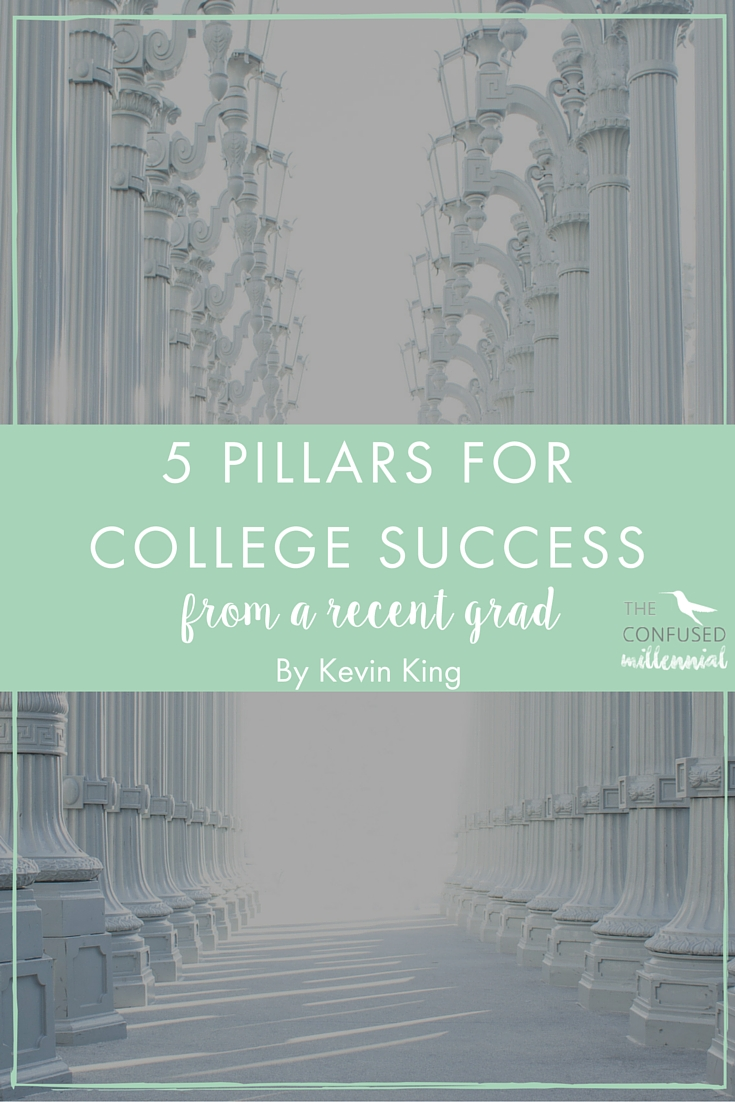Is college really worth the investment? What are the benefits of college? Are you a college student? Are you taking part in these five pillars for college success, academics, socializing, extracurriculars, professional development and networking, and time management? Check out the confused millennials thoughts from an inspiring millennial