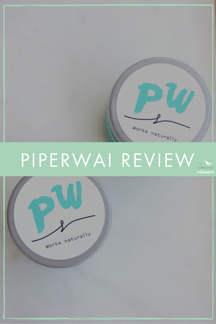 Looking for a natural or organic deodorant? Tired of putting toxins on your body? Interested in Piperwai from ABC's Shark Tank? Check out my product review of PiperWai Natural Deodorant Review — The Confused Millennial