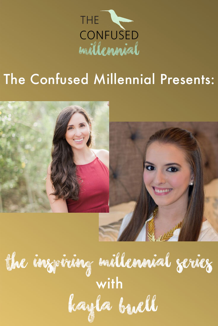Are you a twenty something trying to navigate the corporate world? Don't want to piss off your boss at work? Check out this vlog with Lost Gen Y Girl, Kayla Buell, as she shares about her book on surviving the corporate world in your twenties, plus how she started a blog, maintained her integrity with it, and how she practices acceptance and defines success for herself! - The Confused Millennial Vlog