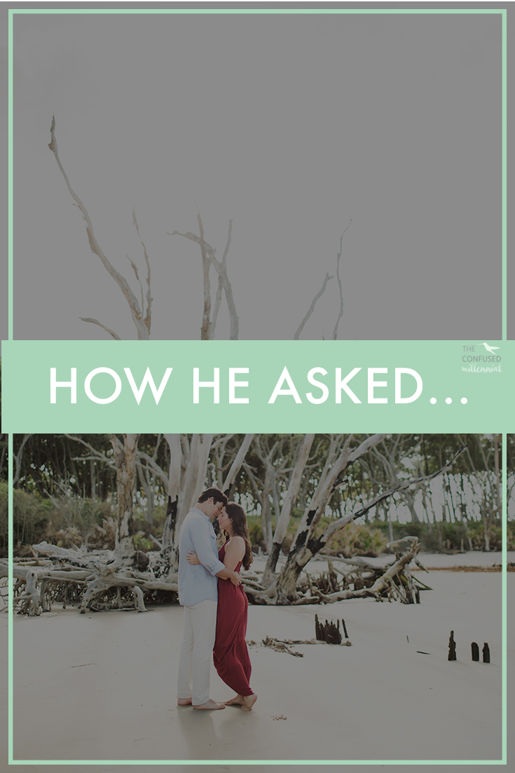Getting engaged to a difficult person isn't easy for anyone involved. The Confused Millennial shares her story in getting engaged.
