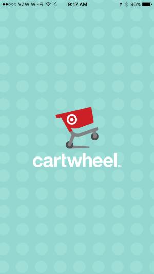 money-saving cartwheel