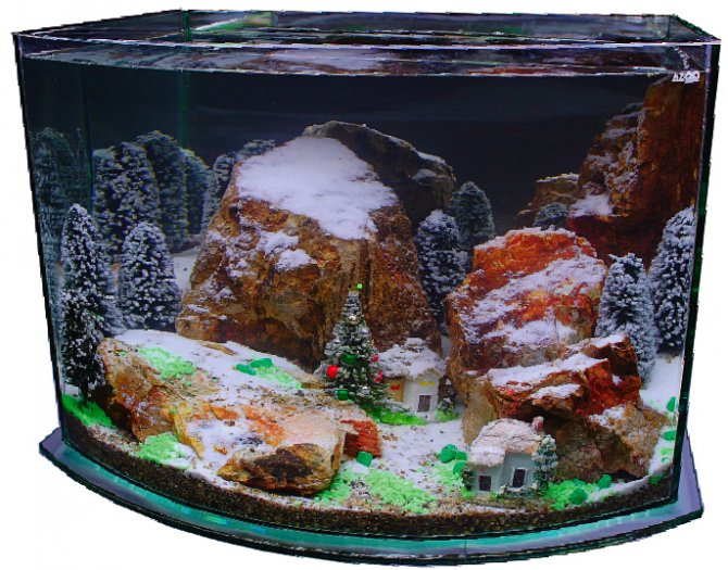 Fish tank christmas decorations uk - Fish tank christmas decorations ...