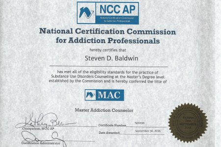 Free Resume Sample » addiction counselor certification online ...