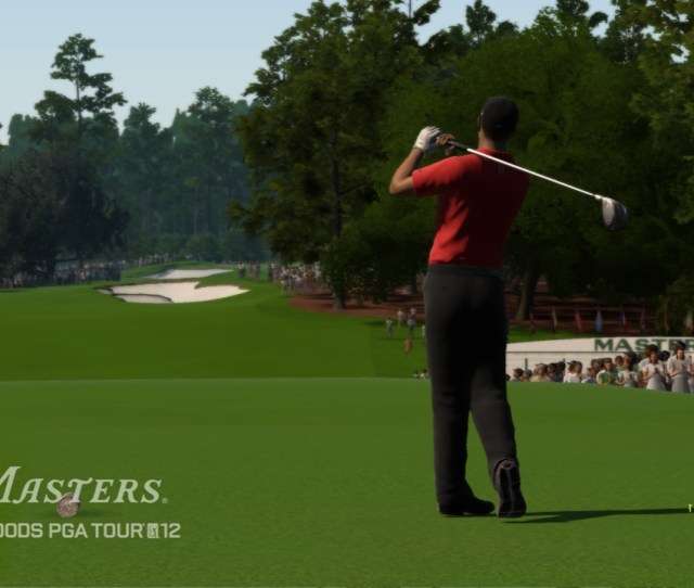 Tiger Woods Pga Tour 12 The Masters
