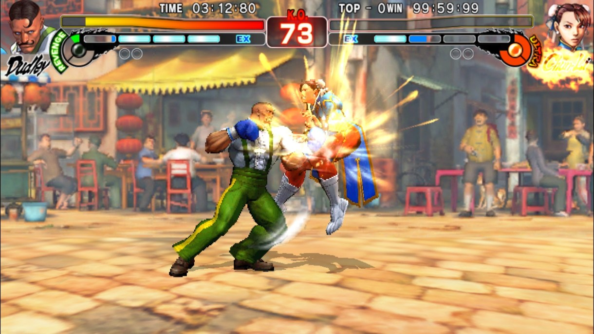 Street Fighter IV: Champion Edition
