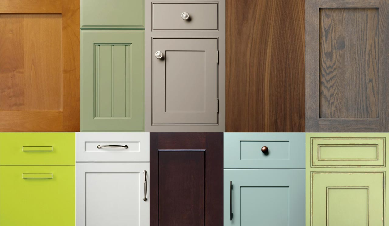15 Cabinet Door Styles For Kitchens