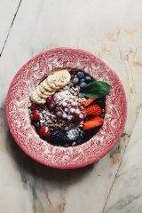 'Healthy Acai Bowl'