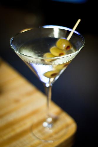 Classic Martini Recipe Chef Marcus Samuelsson