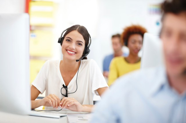 Automated answering service
