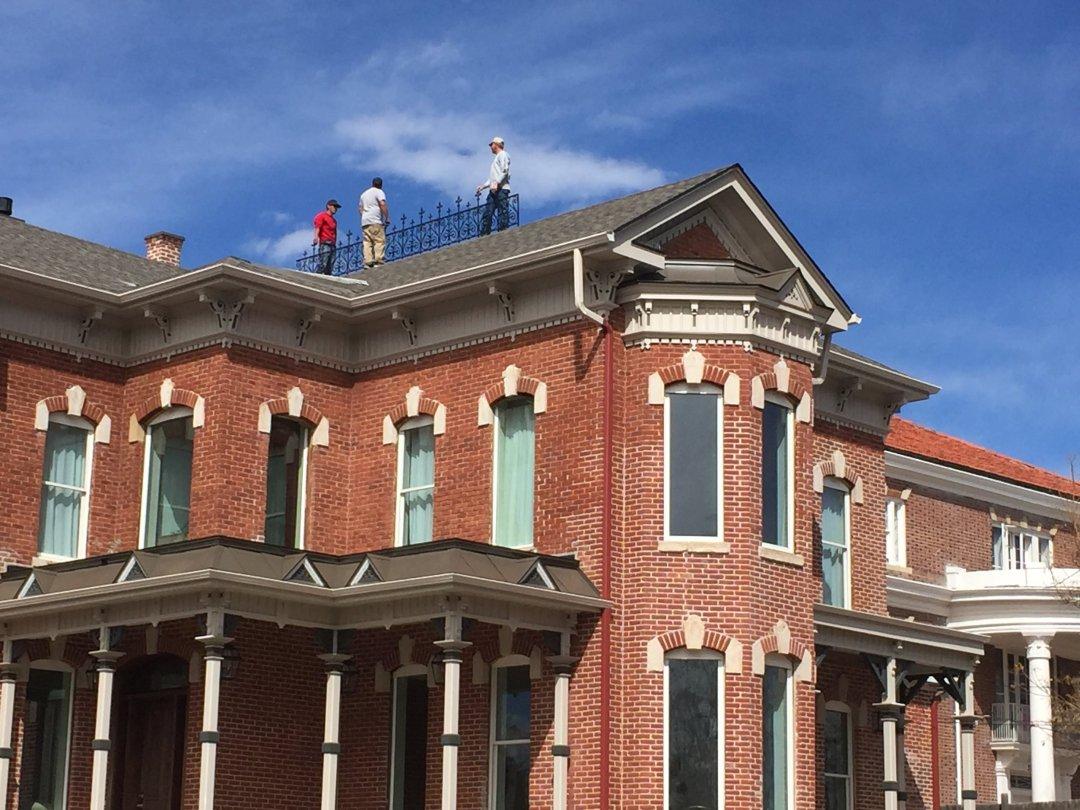 Restoration and preservation of the historic Bosler House in Denver's West Highlands neighborhood | Building Bluebird #historichomes #italianate