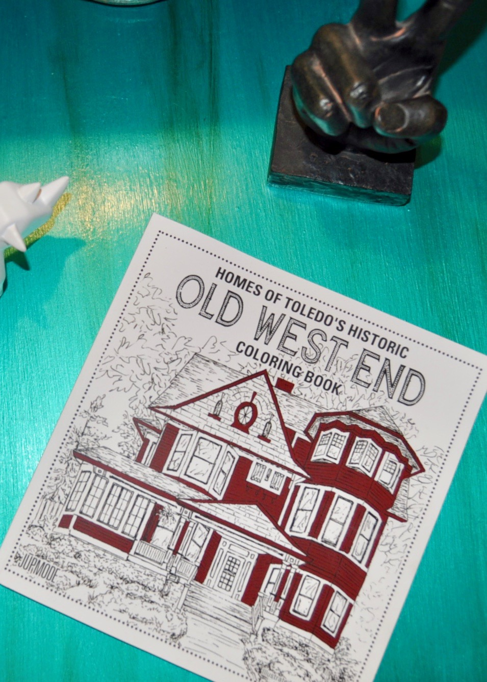 Tour this Victorian-style property built in the late 1800s located in Toledo's Historic Old West End | Building Bluebird #owe #oldhouses #historichome #preservation