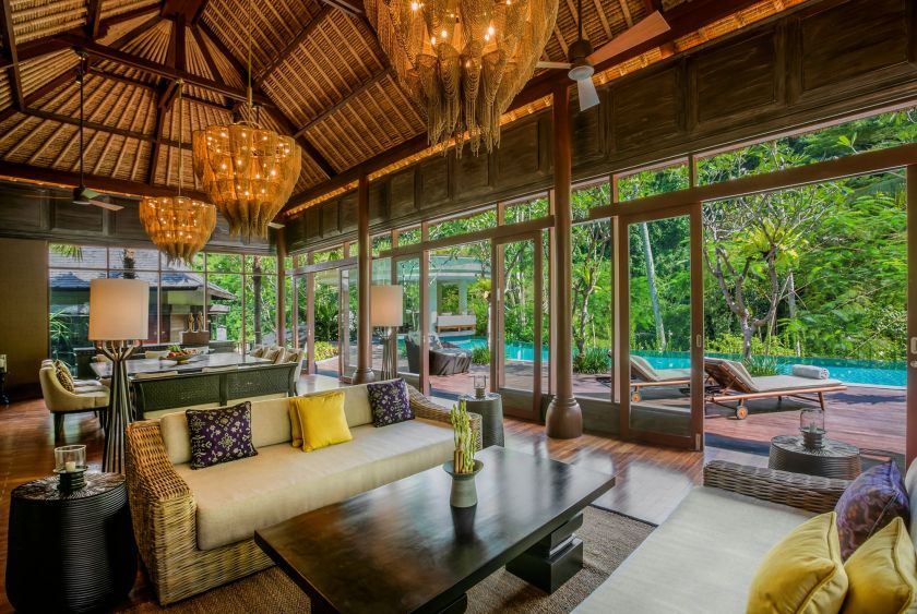 Ritz Carlton Reserve Mandapa