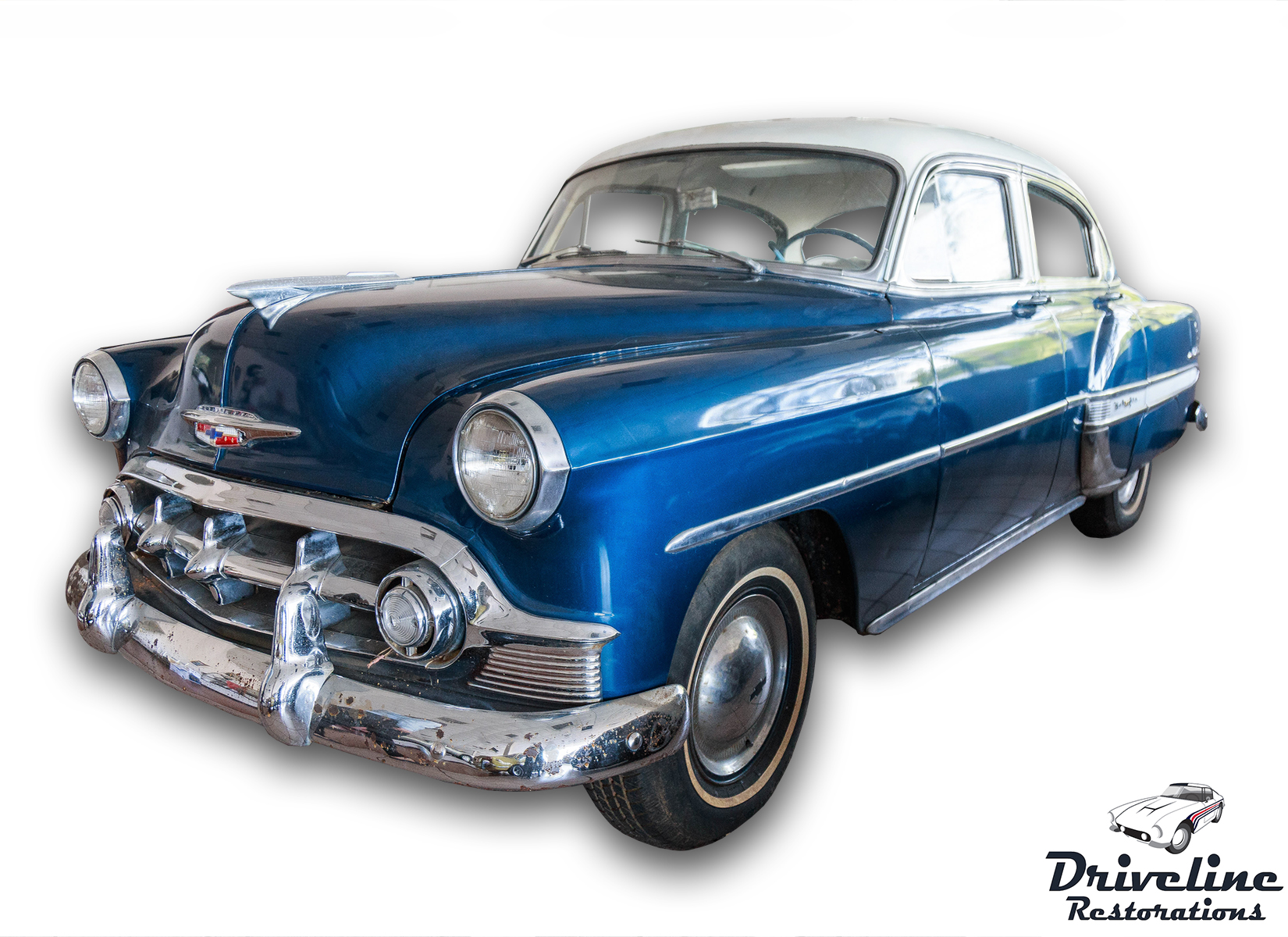 1954 Chevrolet Bel Air     Driveline Restorations
