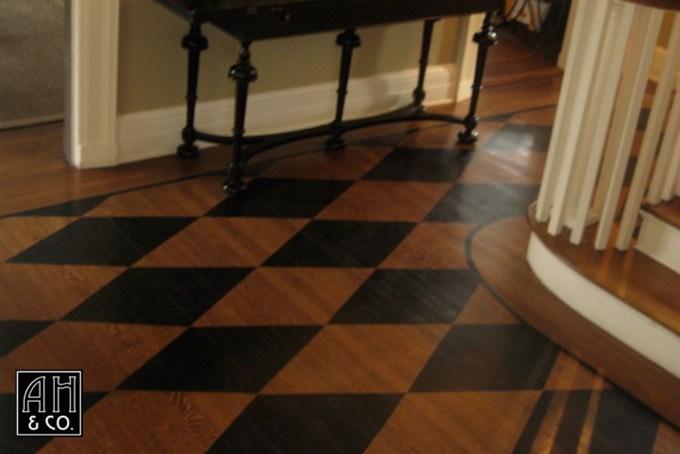 Checkerboard Wood Floor Crossword Wikizie