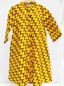 Zuri Kitenge Dress