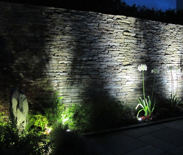 Landscaping Lighting Ideas For Front Yard Home Decorating