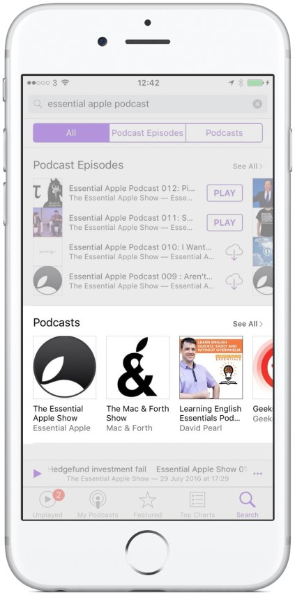 Leave+a+podcast+review+2 How To Leave A Podcast Review Using Your iPhone
