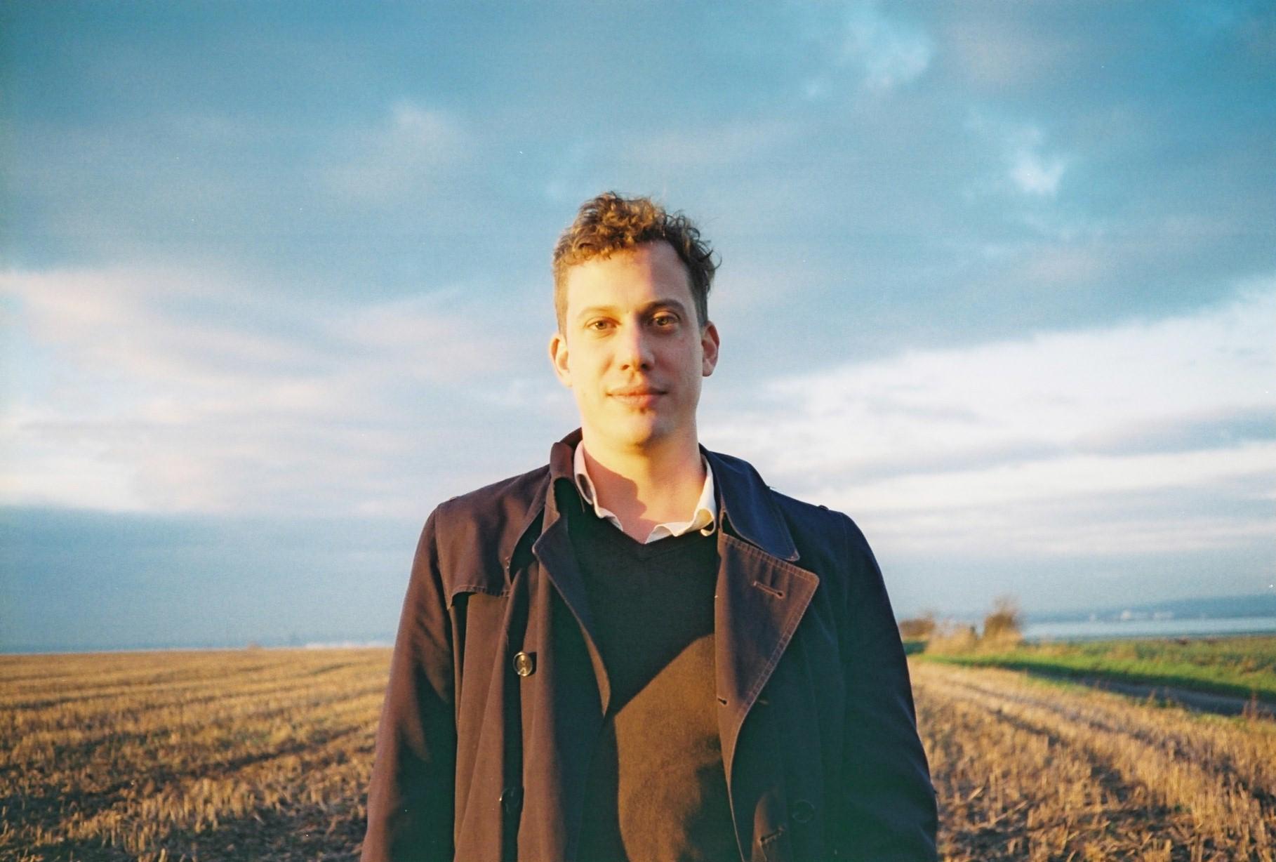 Author and editor of The Quietus Luke Turner. Credit: Laura Snoad