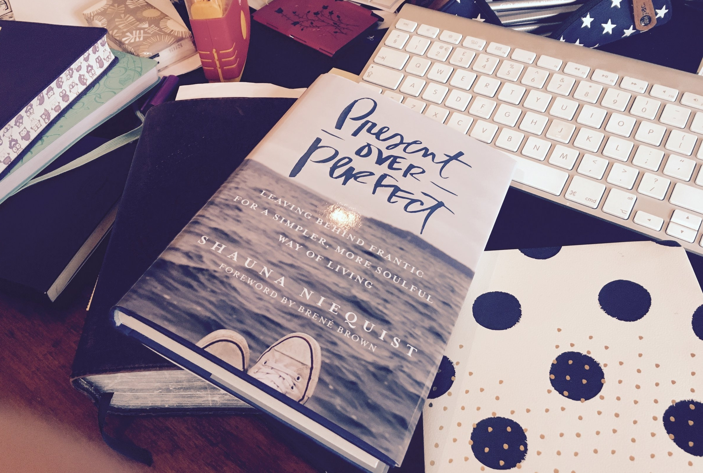 Book Review  Present Over Perfect by Shauna Niequest     SoulwithaView Book Review  Present Over Perfect by Shauna Niequest