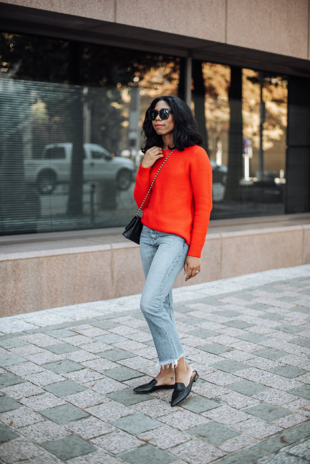 casual spring outfit under $100 dallas blogger stephanie taylor jackson