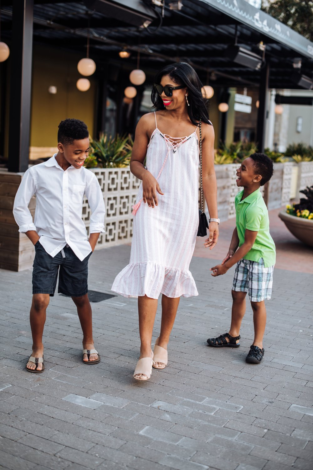 dallas mom black mom fashion blogger stephanie taylor jackson