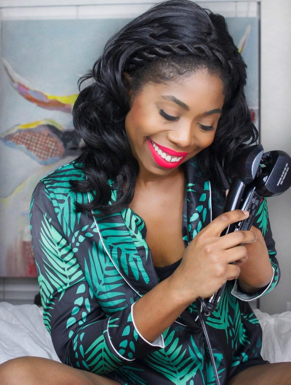 conair hair tool beauty tutorials for moms dallas beauty blogger