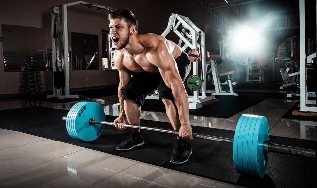 Image result for Collapsing the upper body deadlift