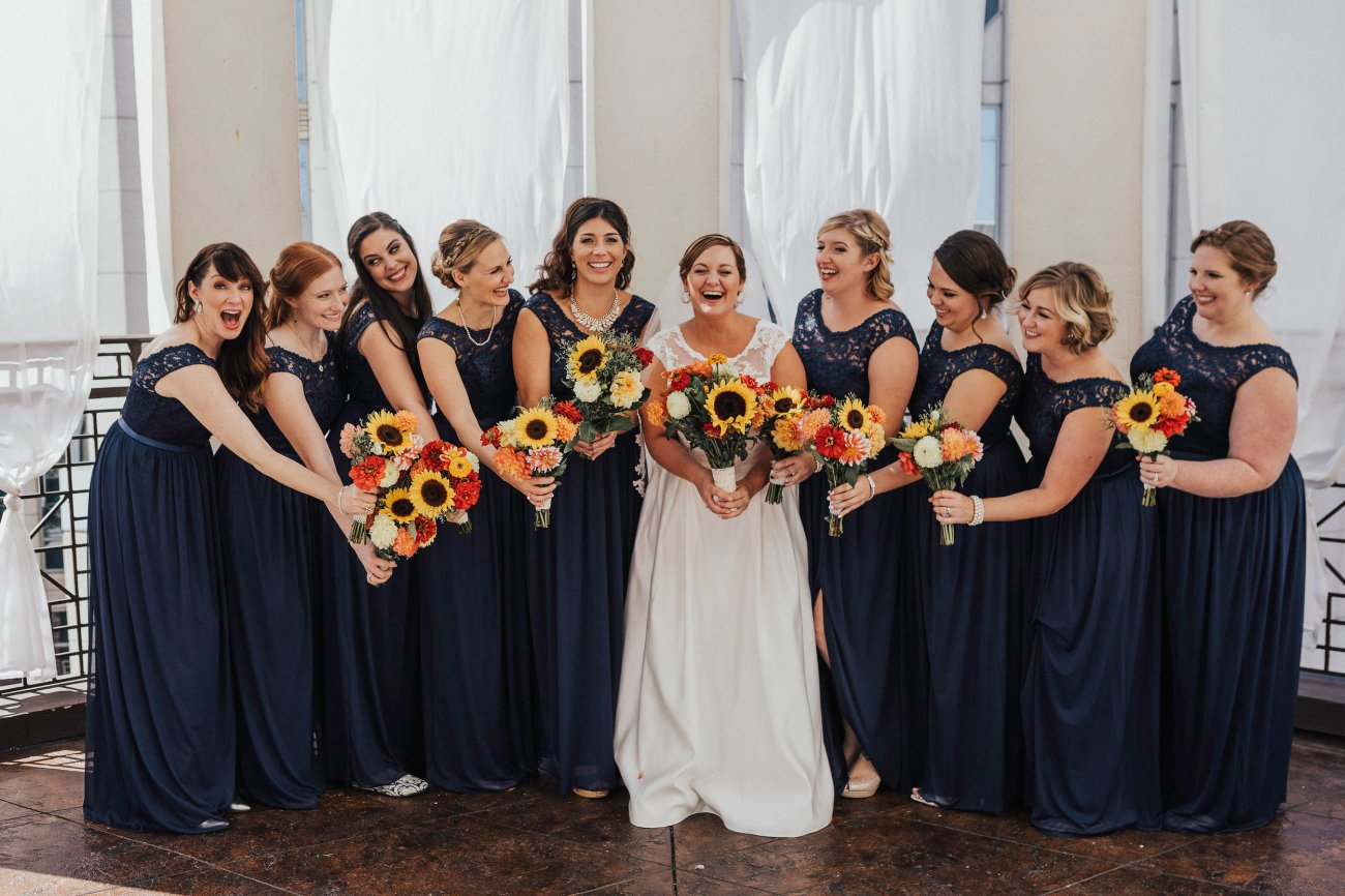 Bridesmaid Dresses: David's Bridal