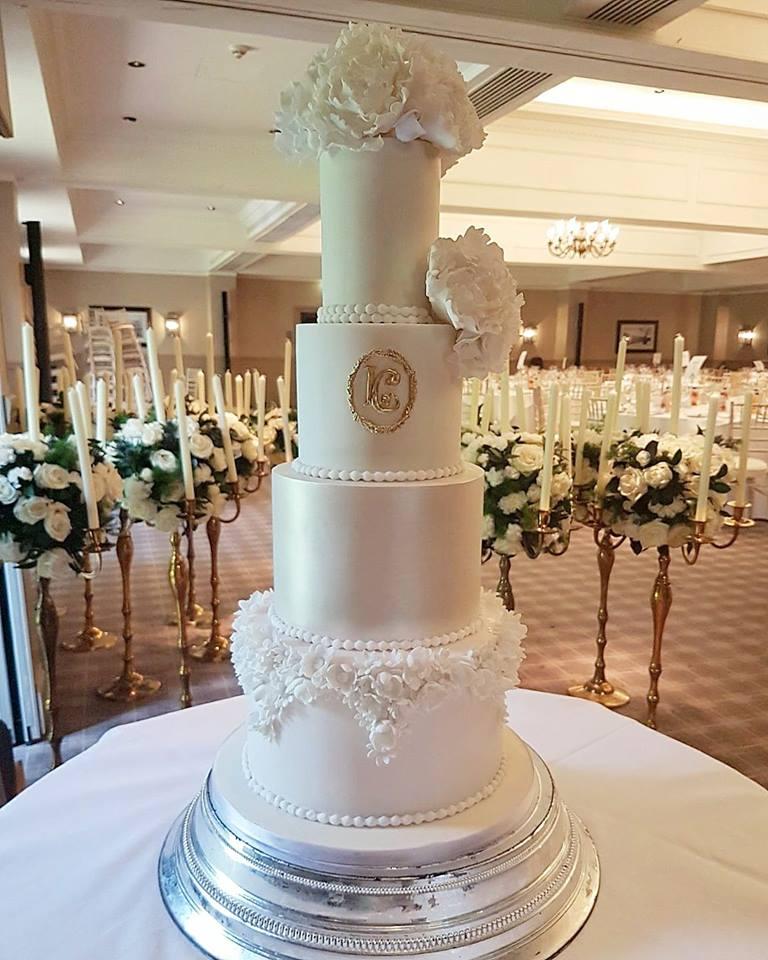 Rosewood Wedding Cakes Artistic Amp Elegant Wedding Cakes