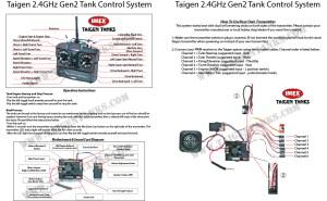 Taigen User Manuals — Taigen Tanks
