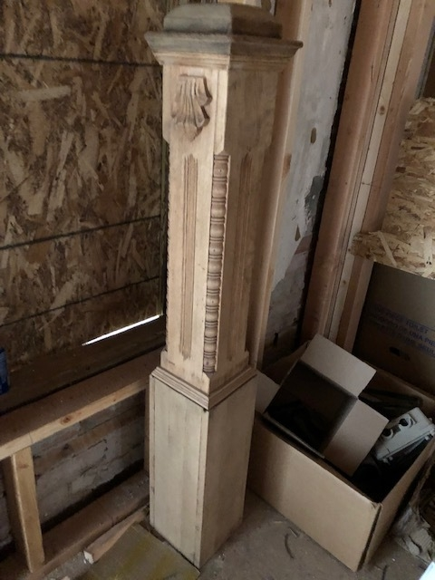 Architect S Glossary Balusters Pickets Spindles Posts | Newel Posts And Spindles | Custom | Craftsman Style | Lj Smith | Starting | Metal