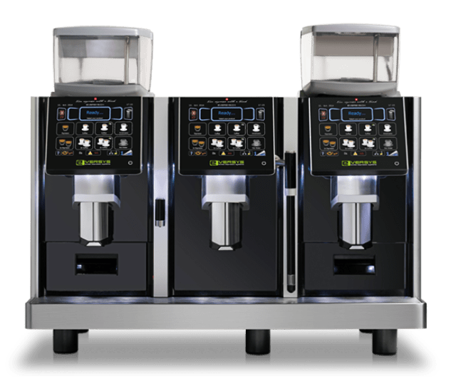 Eversys Automatic Coffee Equipment