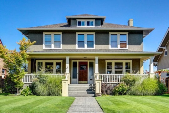 Architectural Profile  Craftsman Style Homes     Hadar Guibara