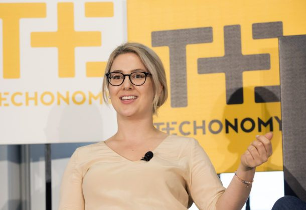 Photo source: Techonomy