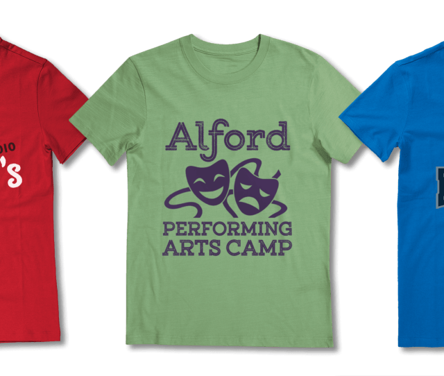 Upload Your Art Design Online Or Have Us Design A Custom Shirt For Your Group And Order Your Personalized Youth Shirts From Merchly Where Ground Shipping