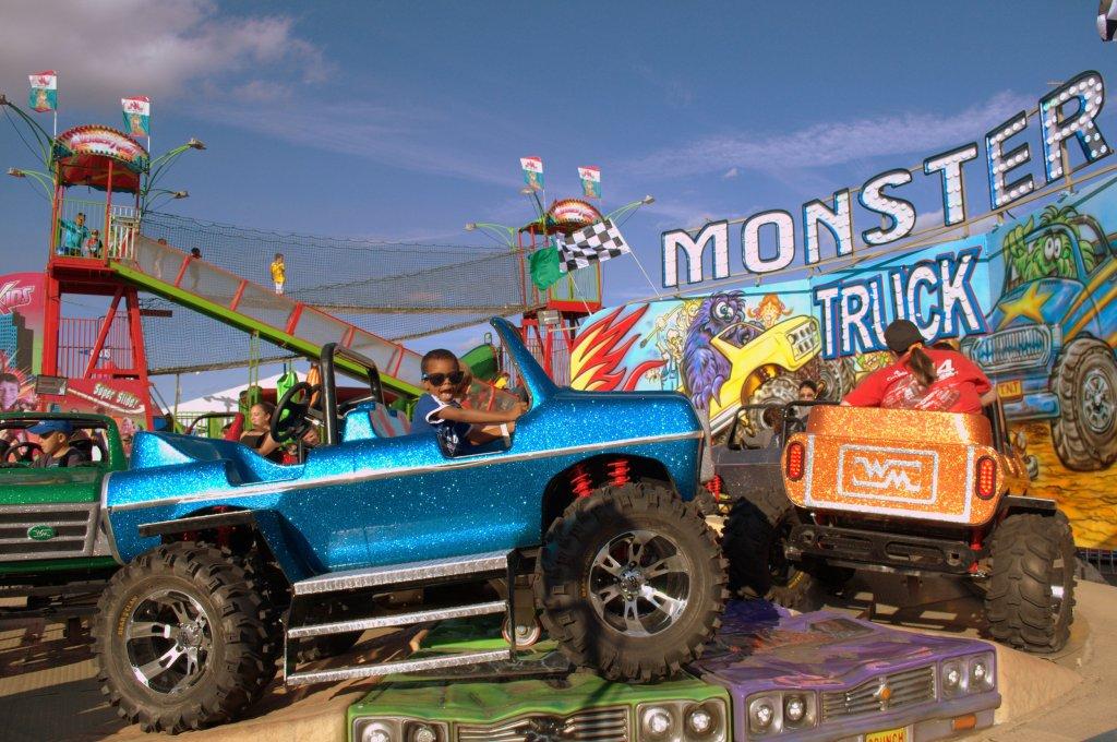 south florida fair monster trucks
