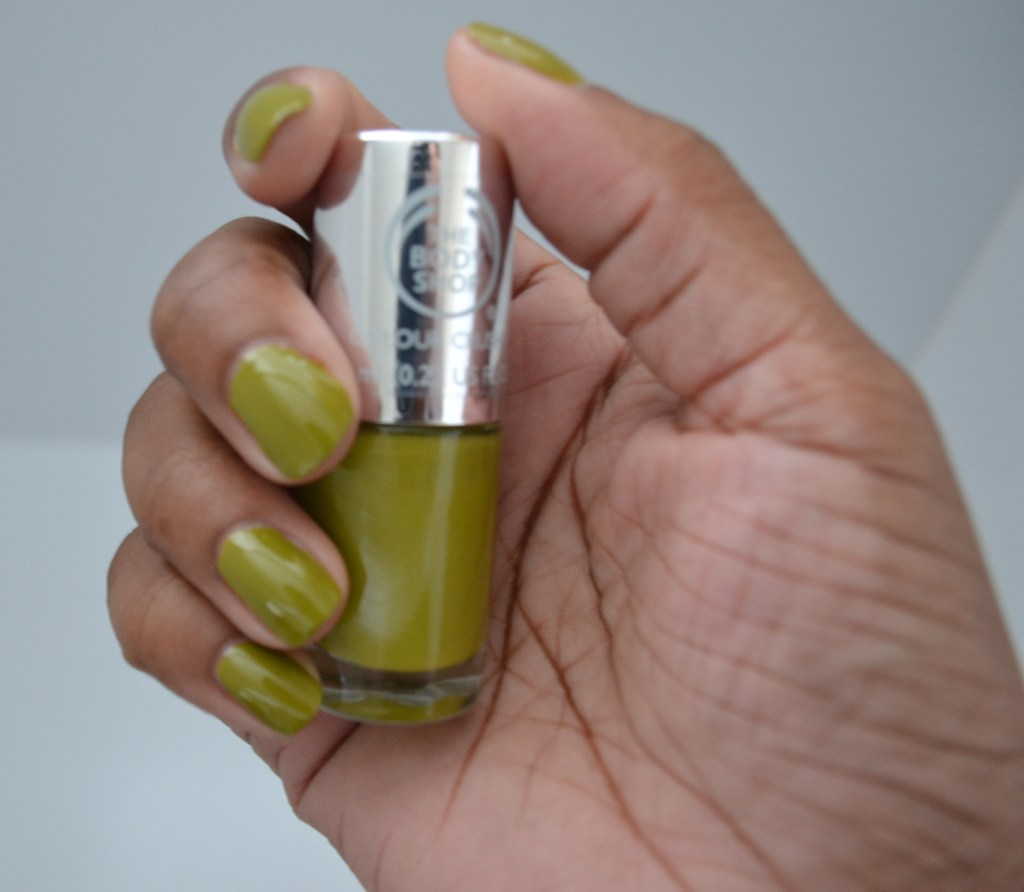 hemp over heels vegan nail polish