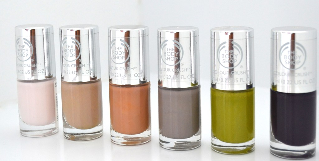 vegan nail polish swatches