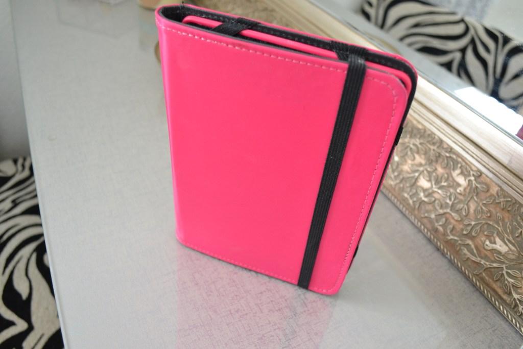 pink beauty butler organizer