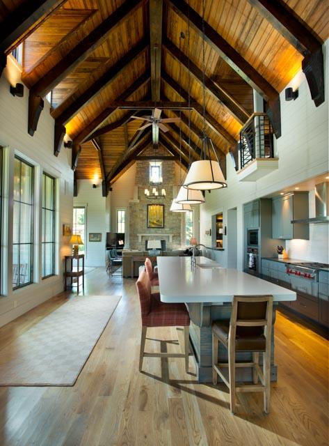 Luxury Country Farmhouse on Luxury Farmhouse Kitchen  id=14026