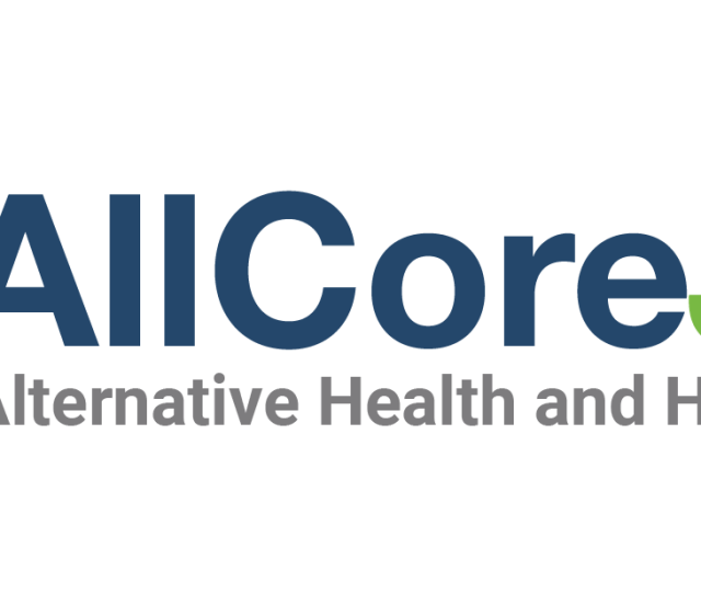 Allcore Alternative Health And Healing Center Logo Png