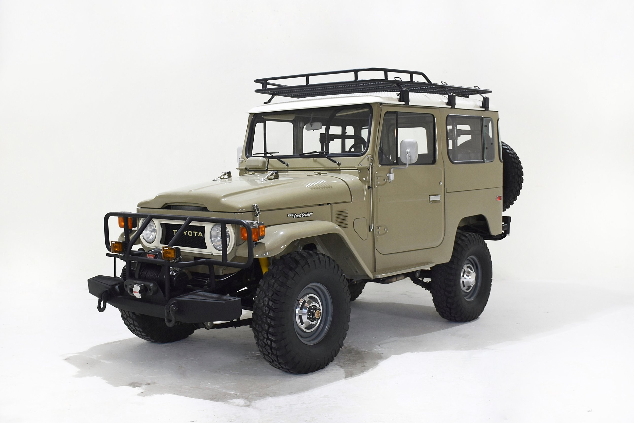 overland kitted
