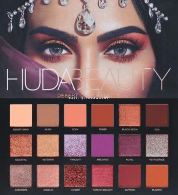 Image result for huda desert dusk palette