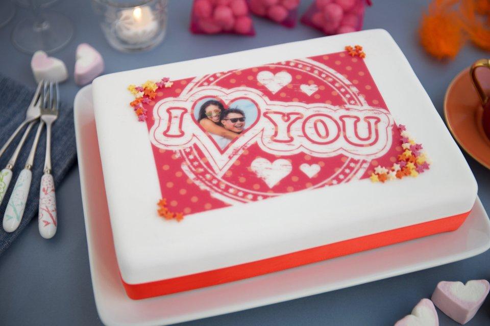 Ein weiteres Bild von valentines day cakes asda Valentines Day Cakes Asda